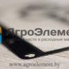 Прокладка теплообменника 04901716 агроэлемент
