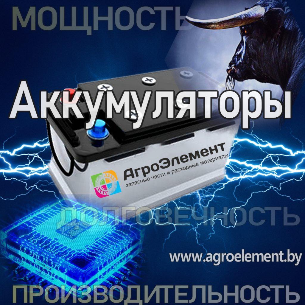 Аккумуляторы АгроЭлемент